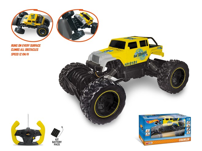 63354 - HOT WHEELS CRAWLER