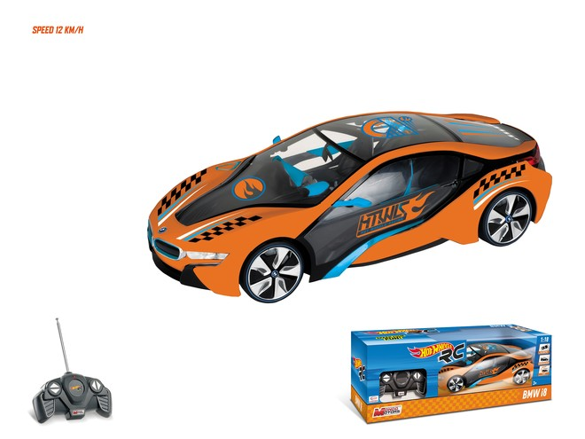 63440 - HOT WHEELS BMW I8