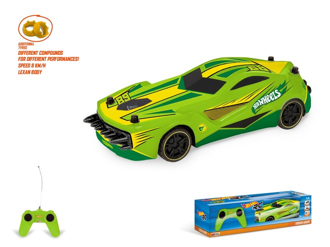 63254 - HOT WHEELS URBAN AGENT