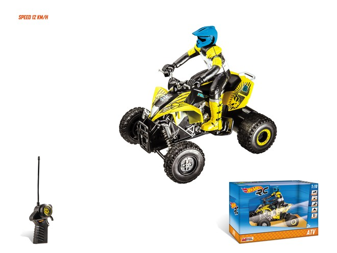 63355 - HOT WHEELS ATV