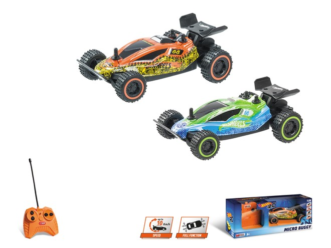 63446 - HOT WHEELS MICRO BUGGY