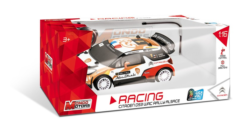 63323 - CITROEN DS3 WRC RALLY ALSACE