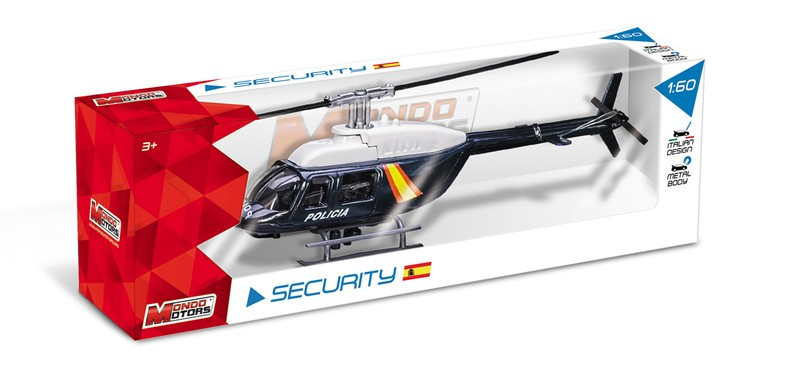 57010 - HELICOPTER SECURITY SPAIN