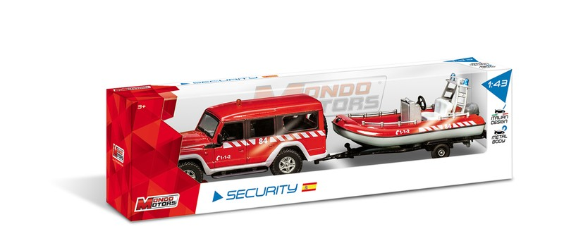 53149 - SECURITY RUBBER BOAT SPAIN