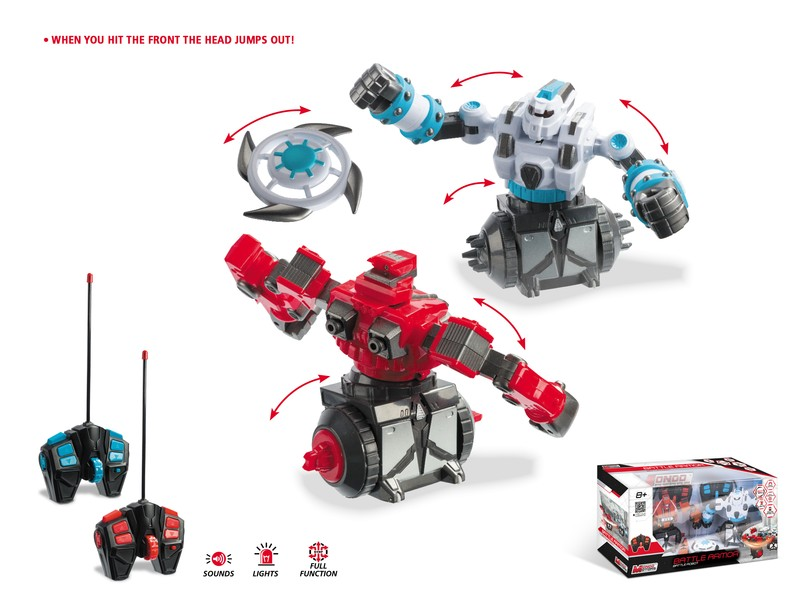 63546 - FIGHTING ROBOTS R/C