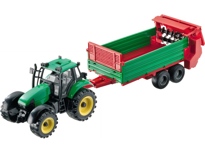 61002 - TRACTOR TRAILER