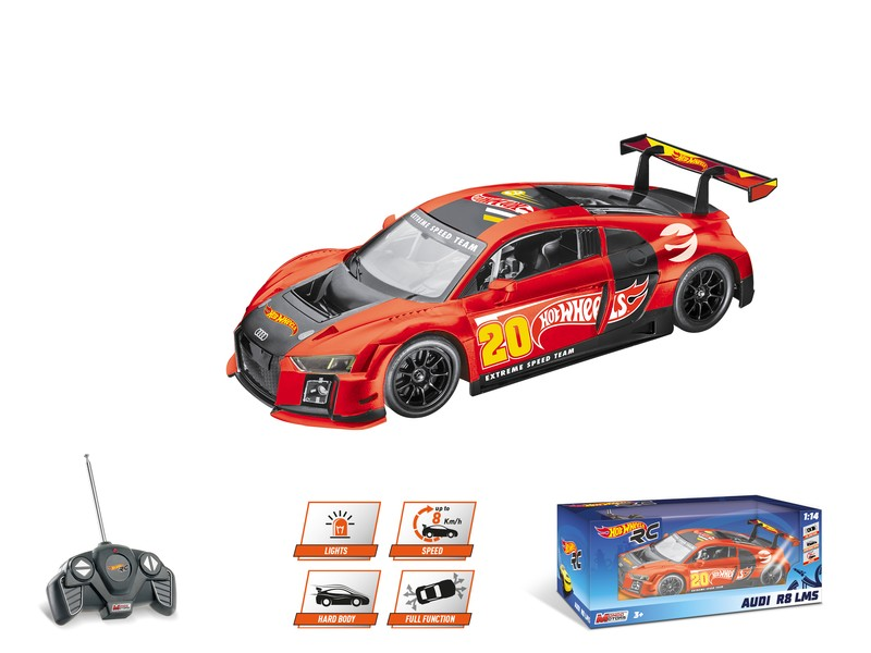 63487 - HOT WHEELS AUDI R8 LMS