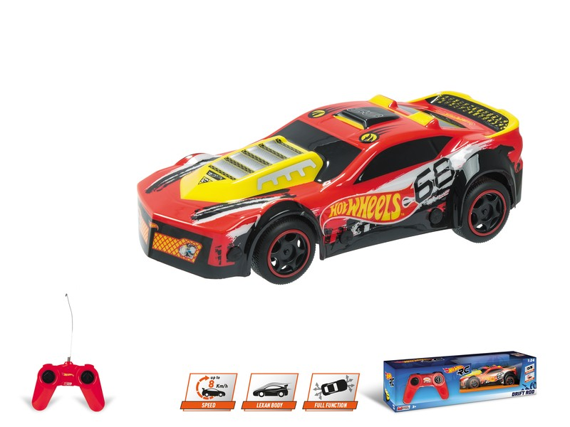 63255 - HOT WHEELS DRIFT ROD
