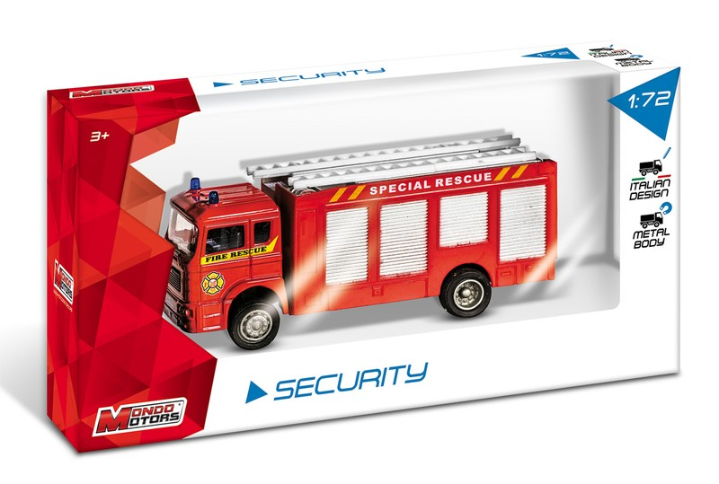 58014 - SECURITY TRUCK