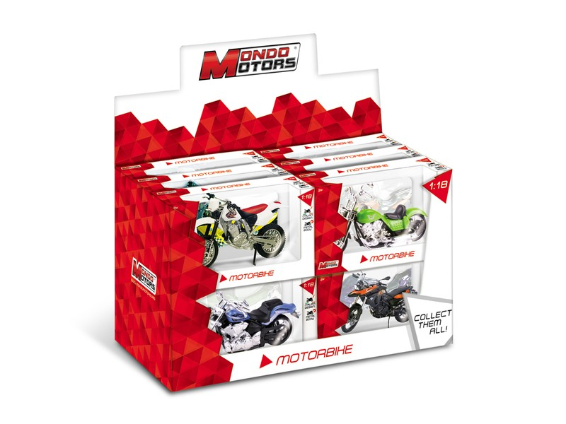 55001 - MOTORBIKE COLLECTION
