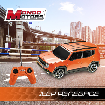 Jeep Renegade in r/c version