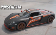 Porsche 918 Hot Wheels R/C!