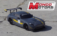 MMotors 1:10 scale R/C drift range!