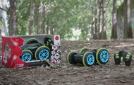 Racing all Around: Mondo Motors' Double Side Stunt R/C.