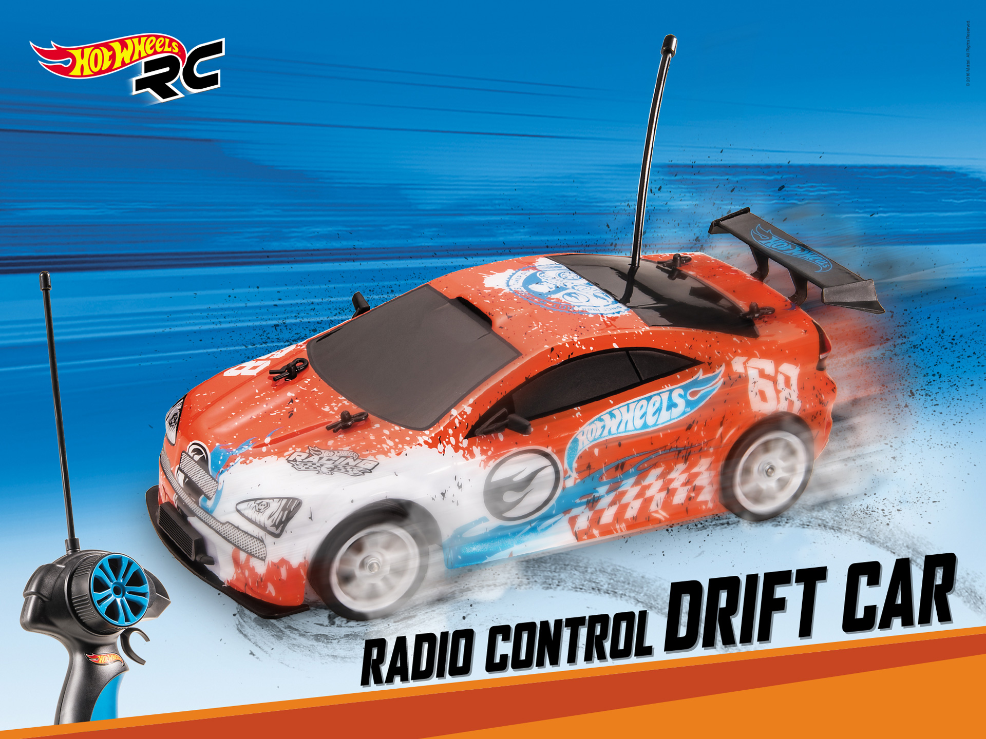 Mondo Motors Hot Wheels Drift