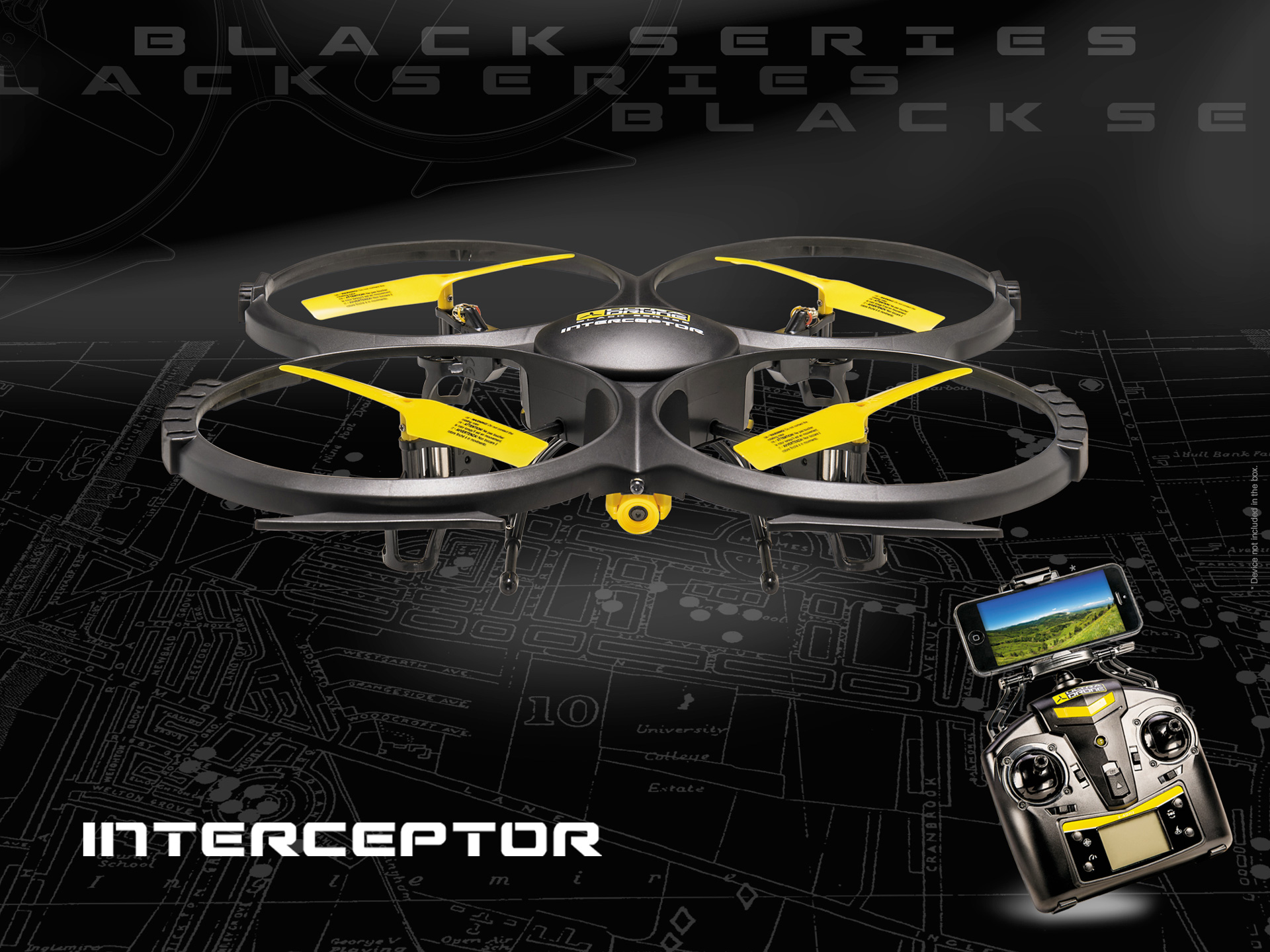 Mondo Motors Ultradrone Interceptor